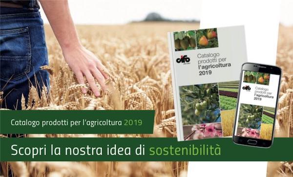 Catalogo prodotti per agricoltura 2019
