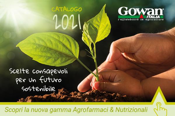 Gowan Italia - scopri il catalogo 2021