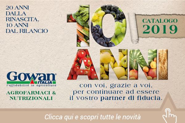Gowan Italia - scopri il catalogo 2019