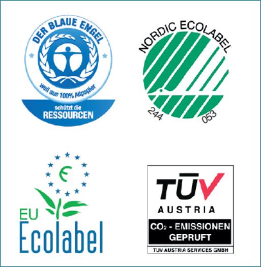 Certificazioni carta catalogo 2020