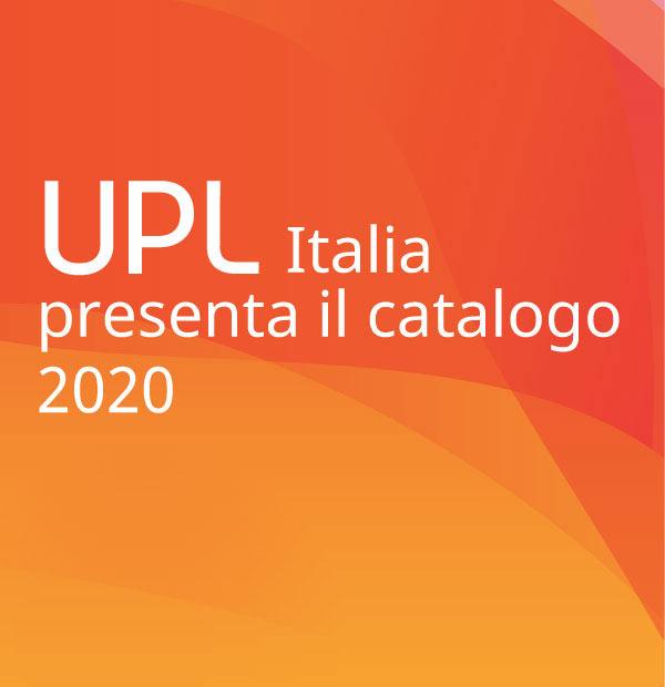 UPL Italia presenta il catalogo 2020