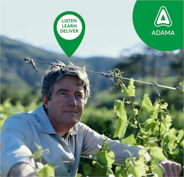 Adama: Listen - Learn - Deliver